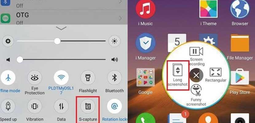 Ternyata Mudah, Inilah Cara Screenshot Panjang di HP Vivo